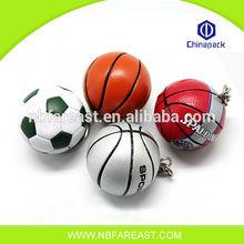Cheap Keychain Sports Ball Promotional Custom Keychain