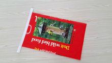 wpp,laminated woven poly ,20 lbs custom printed and bopp laminated woven popypropylene bird feed bag made in vietnam