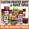 custom printed packing tape Kraft Reinforced