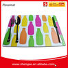 Placemat/PP Placemat/Plastic Placemat with 0.6mm PP Custom Printing (PT3721)