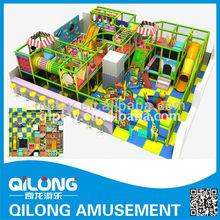 5004A Cheap Children Indoor Playground Park Equipment