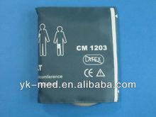M1574A HP Single tube reusable nibp cuff.Limb cir:18-26cm.Nylon Material