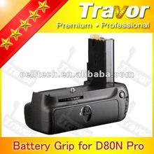 For NIKON D80 D90 Versatile Battery Holder Grip