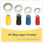 RV Coated tin Cable crimp terminal