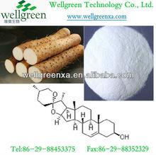 100% Natural Wild Yam Extract/wild Yam Extract Powder/wild Yam P.e.