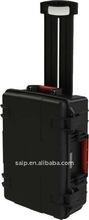 Hard plastic protective tool case