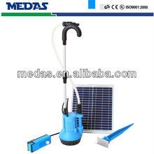 DC AC Solar Powered Rain Water Pump