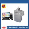 La desviación de la calefacción y la temperatura de ablandamiento de aparatos de medición( stand modelo)