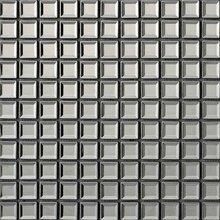 Shiny silver color mosaic tiles (SA063)