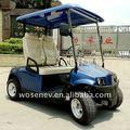 Asientos 2 golf buggy, batería operado carritos de golf