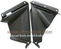 fibra de carbono aprilia peças da motocicleta