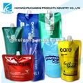 Nuevo! Surtidor bolsa de líquido detergente para la ropa de embalaje con una calidad superior