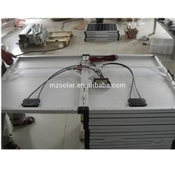 80W foldable solar panel