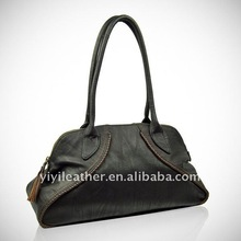 2014 latest hot sale design leather handbags with wholesale price