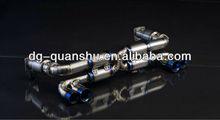 Full titanium exhaust for 996TT