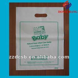 good quality die cut plastic bag manufacturer
