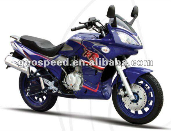 200cc de la motocicleta