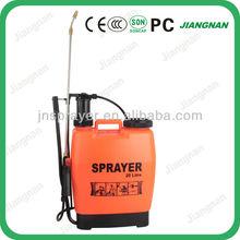 20L agriculture manual /hand knapsack PE sprayer machine