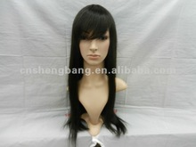 Chinese human hair lace wigs,swiss full lace wigs