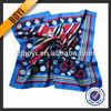 Fashion Printed Ladies Silk Scarf