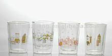 borosilicate glass beer pitcher