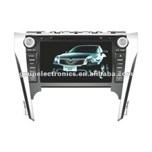 8 inch double din car dvd player for Camry 2012