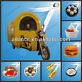 Electric hot dog/moto. hamburger panier alimentaire
