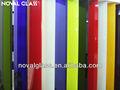 2-10mm lacado vidro, coloridos de vidro lacado