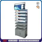 TSD-M045 customized illuminated metal tobacco cabinet cigarette display cabinet/cigarette sale rack/cigarette stand