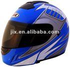 2014 new ABS material Flip up motorcycle helmet JX-A111 DOT/ECE