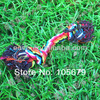 W048 Wholesale knot double knot cotton rope cleaning teeth rope pet toy cats and dogs toys Drop Shipping