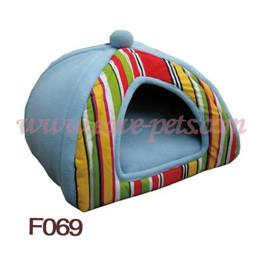 F069 pet products including ped bed dog bed and cat bed Pet Products Factory