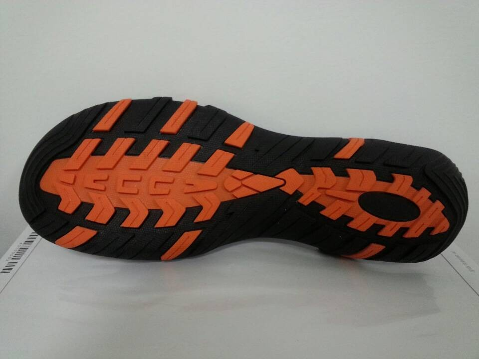 three color TPR /PVC sole mahine