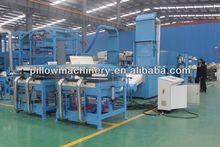Cushion polyester fiber filling machine