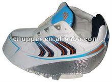 2012 hot selling semi sport shoes upper