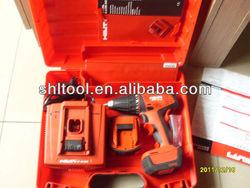original Cordless HILTI SFC 14-A Cordless compact drill driver