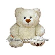 beige teddy bear OEM&ODM welcomed