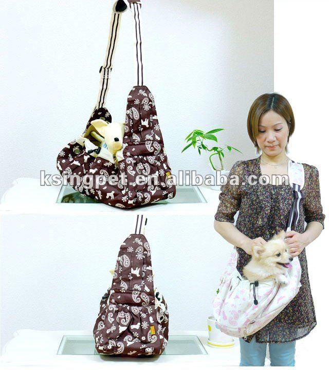 Portátil para mascotas bolsa bolsa del animal doméstico