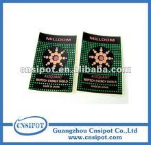 anti radiation sticker scalar energy chip
