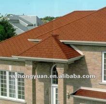 Top quality fiberglass asphalt shingle/roofing tiles