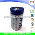 3.6v batería de litio er34615 19ah pilasybaterías
