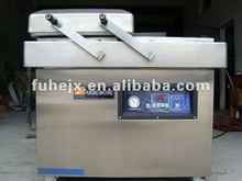 DZ-400/2SB Double chamber beaf ,melt ,date vacuum food sealer