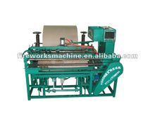 Paper tube core making machine