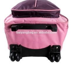 2014 New style hot sale school trolley bag