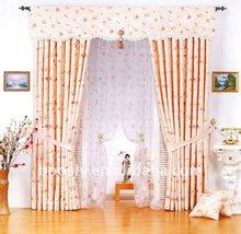 printed curtain/ ready made curtain/ window curtain