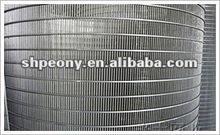 2012 Stainless Steel Galvanized welded wire mesh