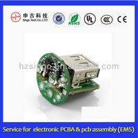 Electronic pcb board SMT/DIP assembly service-PCBA prototype
