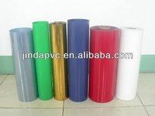 food grade pvc sheet /rolls rigid pvc film/ transparent pvc sheet