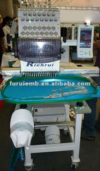 """single head embroidery machine (7.5""""touch screen )"""