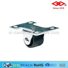 Factory Price direct sale 1 inch small furniture caster wheels